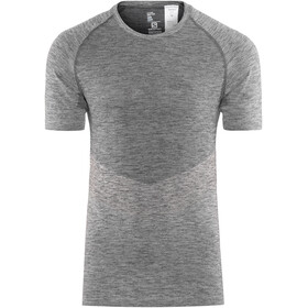 Salomon Allroad Seamless SS Tee Men graphite
